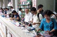 Organizarán Día de Libro a escala nacional en Vietnam