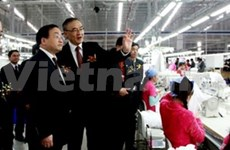 Presenta Binh Duong políticas tributarias a empresas niponas