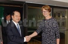 Adquiere Vietnam experiencias suecas en mercado financiero