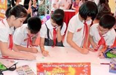 Celebran en Vietnam el primer Día Nacional del Libro