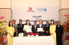 Standard Chartered provee préstamo a productor vietnamita de café