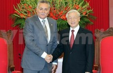 Líder partidista aboga por robustecer lazos con Marruecos