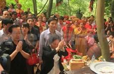 Inauguran Festival de Templo Tran en Ninh Binh