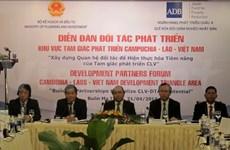 Países indochinos intensifican cooperación para el desarrollo
