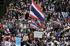Retrasan elecciones generales en Tailandia