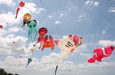 Próxima inauguración del Festival internacional de papalote