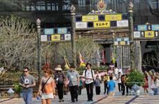 Ciudad imperial Hue disfruta de ola de visitantes en días feriados