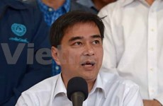 Piden aplazar las elecciones generales en Tailandia