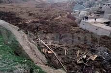 Vietnam expresa solidaridad con Afganistán tras deslave de tierra