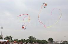 Inauguran Festival Internacional de Papalotes en Vietnam