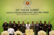 Preocupados cancilleres de ASEAN sobre situación actual en Mar Oriental