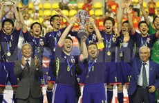 Japón gana campeonato asiático de futbol de sala