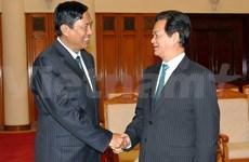 Premier vietnamita aboga por aumentar nexos económicos con Myanmar