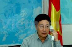 Vietnam y China mantienen conversaciones telefónicas sobre asunto del Mar Oriental