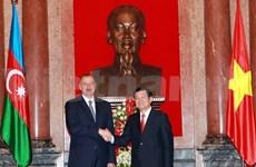 Vietnam y Azerbaiyán frente oportunidad de elevar lazos