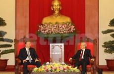 Vietnam y Azerbaiyán incrementan relaciones