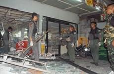 Al menos 60 muertos y heridos por ataques de bombas en Tailandia