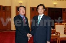 Vietnam desea promover asociación estratégica con Sudcorea, dijo premier