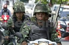 Tailandia no organizará elecciones en este momento