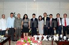 Vietnam y Cuba fortalecen cooperación juvenil