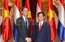 Vietnam y Holanda establecen asociación estratégica