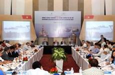 Coloquio sobre violación china en Mar del Este