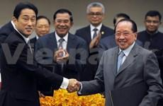 Cambodia apoya política pacífica de Japón