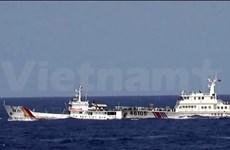 Avión chino mantiene vigilancia a barcos vietnamitas