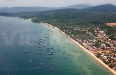 Kien Giang: Inversión millonaria para economía marítima