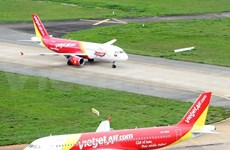 VietJet Air inaugurará vuelos Hanoi-Incheon