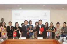 VNA y PRD acuerdan fortalecer intercambio de información
