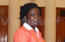 Vicepresidenta parlamentaria elogia aporte de BM