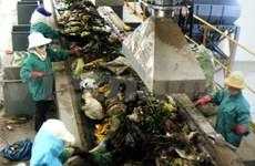 Progresa Vietnam en gestión de residuos sólidos