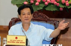 Premier vietnamita urge acelerar proyecto de alta tecnología