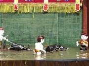 Nuevas presentaciones de marionetas acuáticas vietnamitas en Cuba