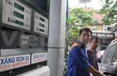 Sigue bajando precio de combustibles de Vietnam