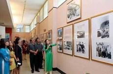 Colectan documentos acerca del Presidente Ho Chi Minh