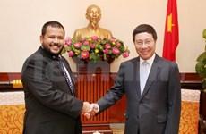 Vietnam favorece cooperación con Sri Lanka