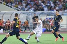 Derrota Vietnam a Australia en campeonato sudesteasiático de fútbol