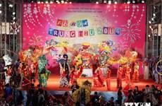 Vietnam vive atmósfera de festival otoñal