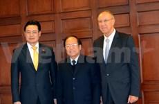 Diplomático vietnamita elegido como titular de Comité Coordinador de WIPO