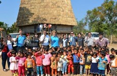 UNICEF, socio confiable de Vietnam