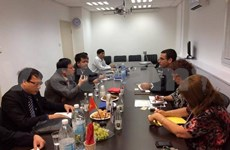 Adquiere Vietnam experiencias israelíes en estudio científico