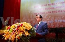 Conmemoran Día de Liberación de Hanoi