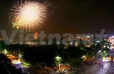 Hanoi brilla con sexagésimo aniversario de liberación