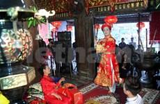 En Hanoi efectuará Festival del culto a la Diosa Madre