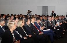 Premier vietnamita exhorta a desarrollo sostenible en ASEM
