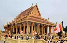 Celebran Kathina, rito milenario de budismo Therevada