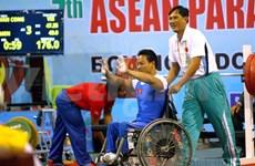 Vietnam obtiene dos placas doradas en Asian Para Games II