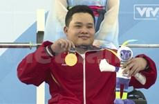 Asian Paragames: halterofilia brinda cuarto oro para Vietnam